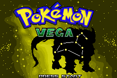[GBA] Pokemon Vega Hack Rom