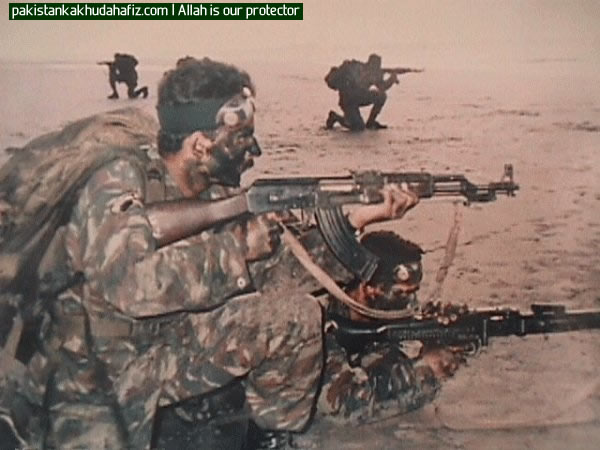 All About SSG Commandoes