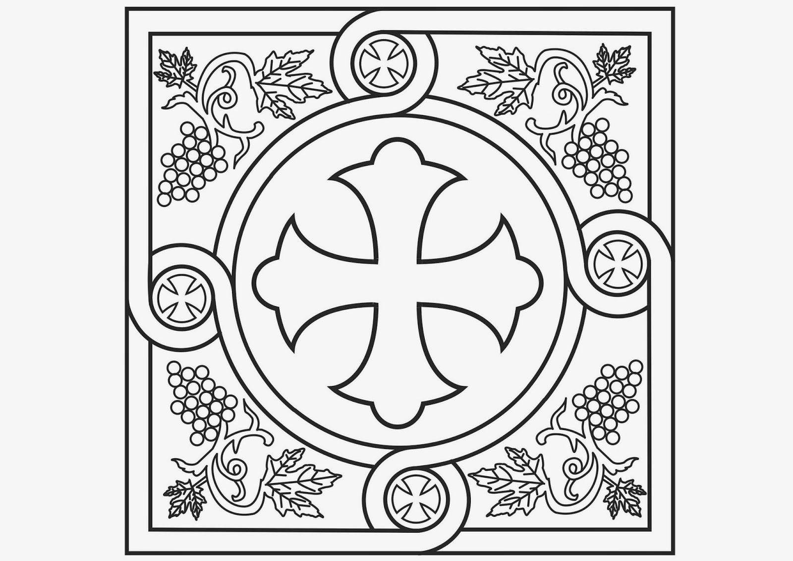 printable orthodox icon coloring pages   Orthodox Christian Education