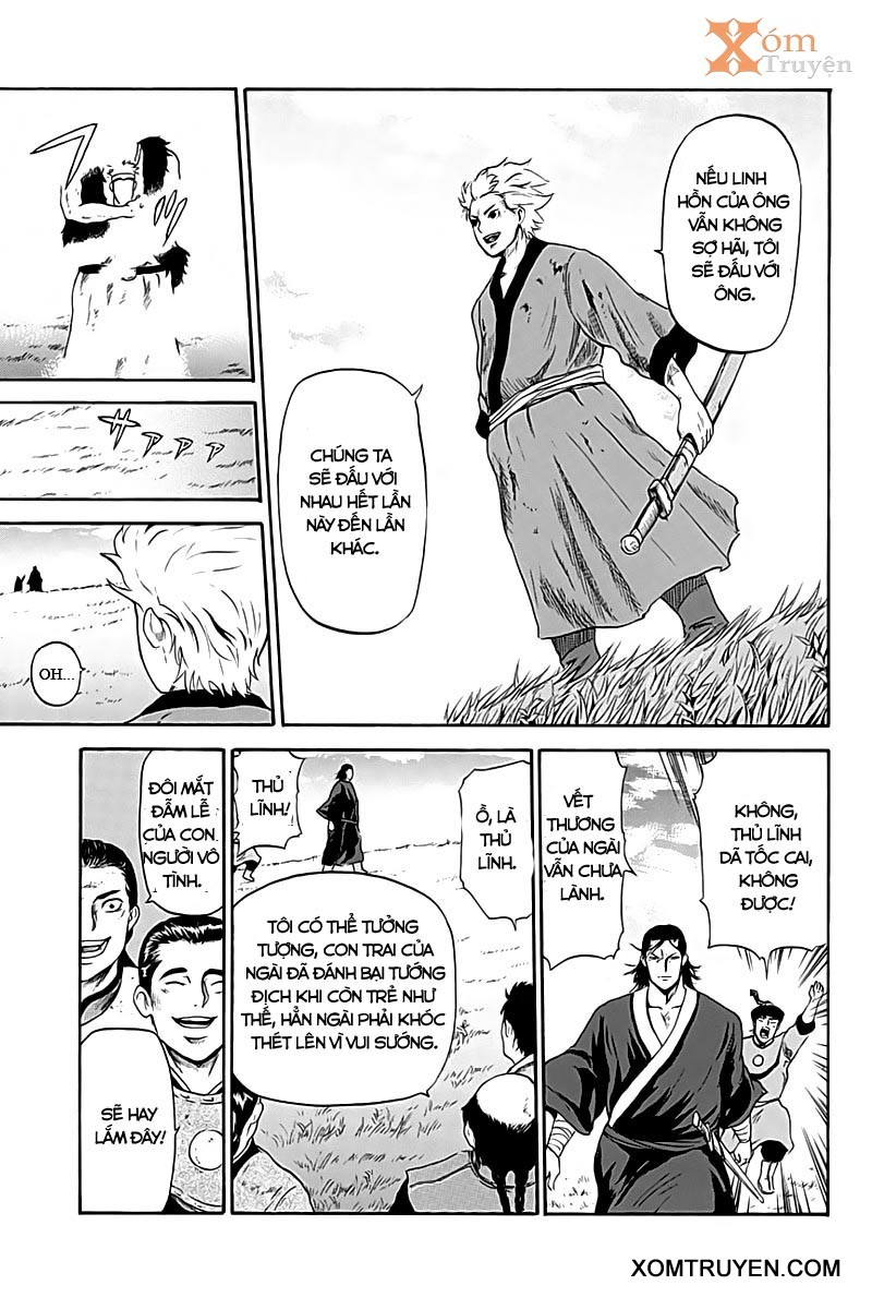 Horizon (okada takuya) chap 1 trang 18