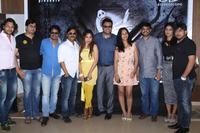 भोजपुरी की पहली 3D फ़िल्म ''गंगा घाट''का मुहूर्त  | 3D's first Bhojpuri film 'Ganga Ghati' Muhurat