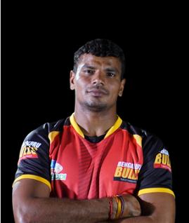 Sachin Kumar, Pro Kabaddi, Bengluru Bulls