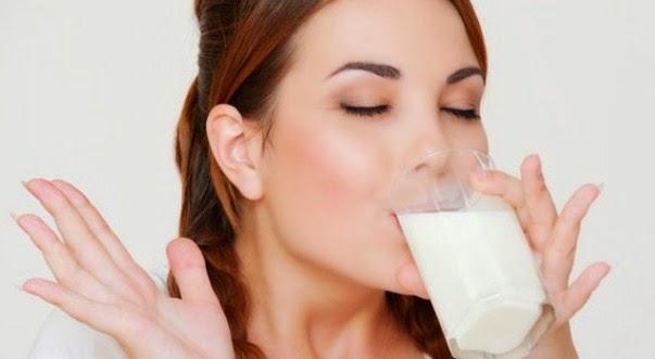 Langsing%2Bdengan%2BSusu%2BKedelai Setiap Minum Susu Mengapa Perut Terasa Kram? Mungkin Ini Penyebabnya