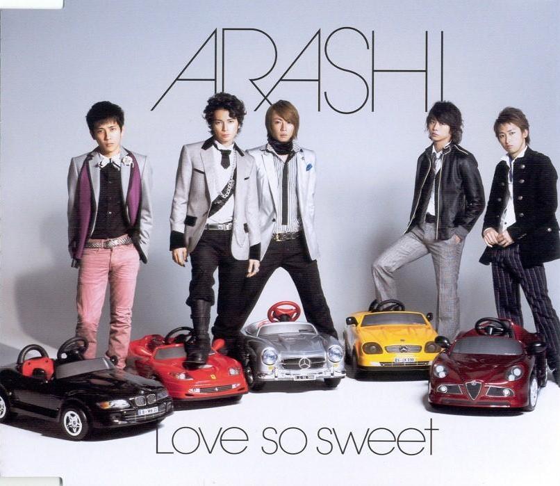 Arashi love so sweet mp3 download