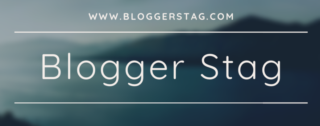 Blogger Stag
