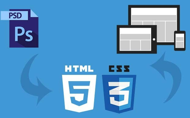 PSD to HTML ? The Perfect Move to an Operative Technical Solution!