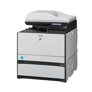 Sharp MX-C300W - SRDM Software