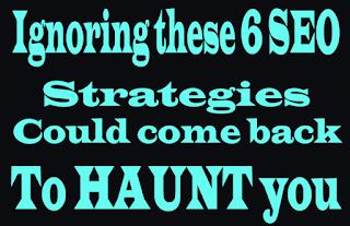 6 Strategi SEO yang Sering di Abaikan