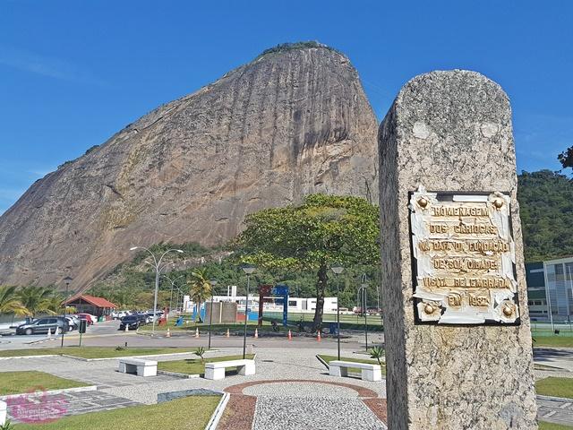 Praça da Fundação do Rio de Janeiro
