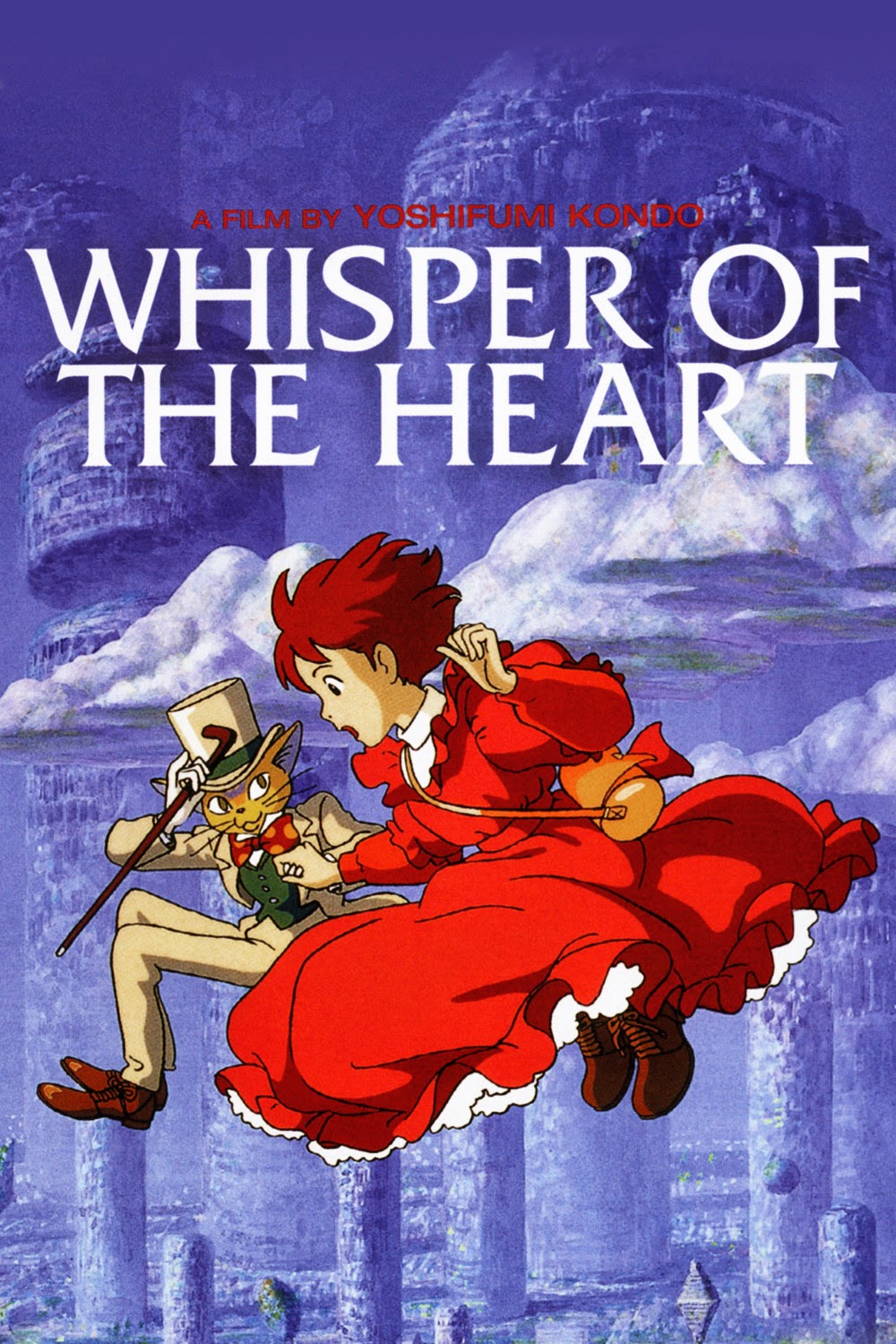 Watch Whisper of the Heart (1995) Online For Free Full Movie English Stream