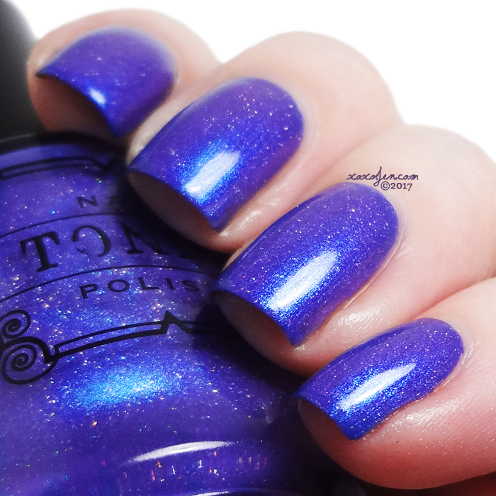 xoxoJen's swatch of Tonic 4 Ever