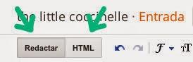 Redactar o HTML