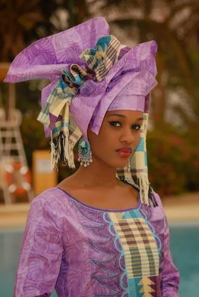 """Femme d'Elite: Style Afrique de """"Africaine en Pagne"""""""