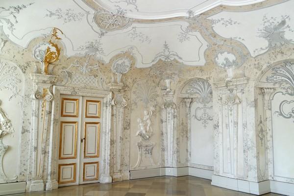 basse-autriche schloss hof château sala terrena