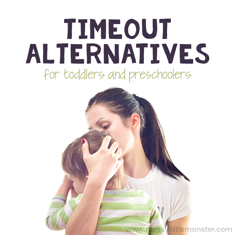 time out alternatives for toddlers and preschoolers.