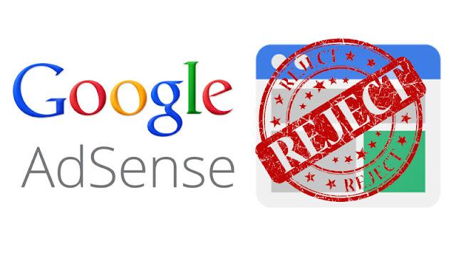 Ditolak Google Adsense? Baca Ini Dulu Biar Ga Ditolak Part 1