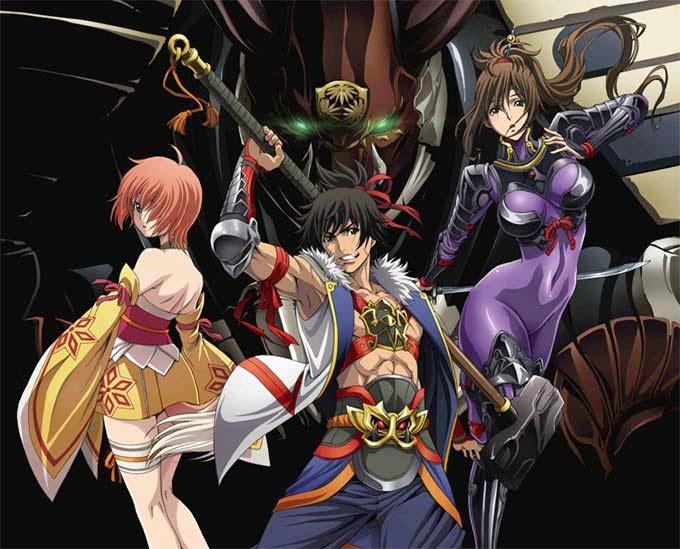 Dai-Shogun: Great Revolution | Fuuun Ishin Dai Shogun | 480p | DVDRip | English Subbed