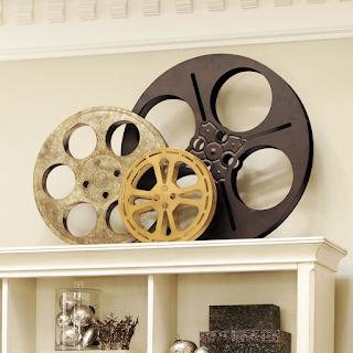 Elementos decorativos de cine