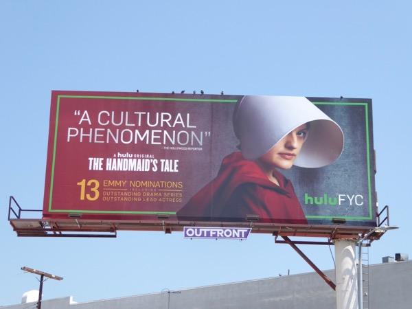 Handmaids Tale 13 Emmy noms billboard