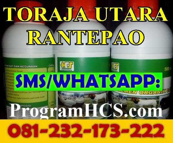 Jual SOC HCS Toraja Utara Rantepao