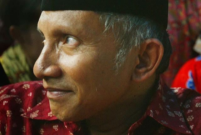 Amien Rais Mengaku Terima Uang dari Soetrisno Bachir, Suasana Makin Ruwet