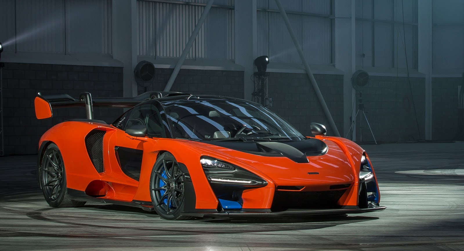 Mclaren Inaugurates New Carbon Composites Technology Centre Car News