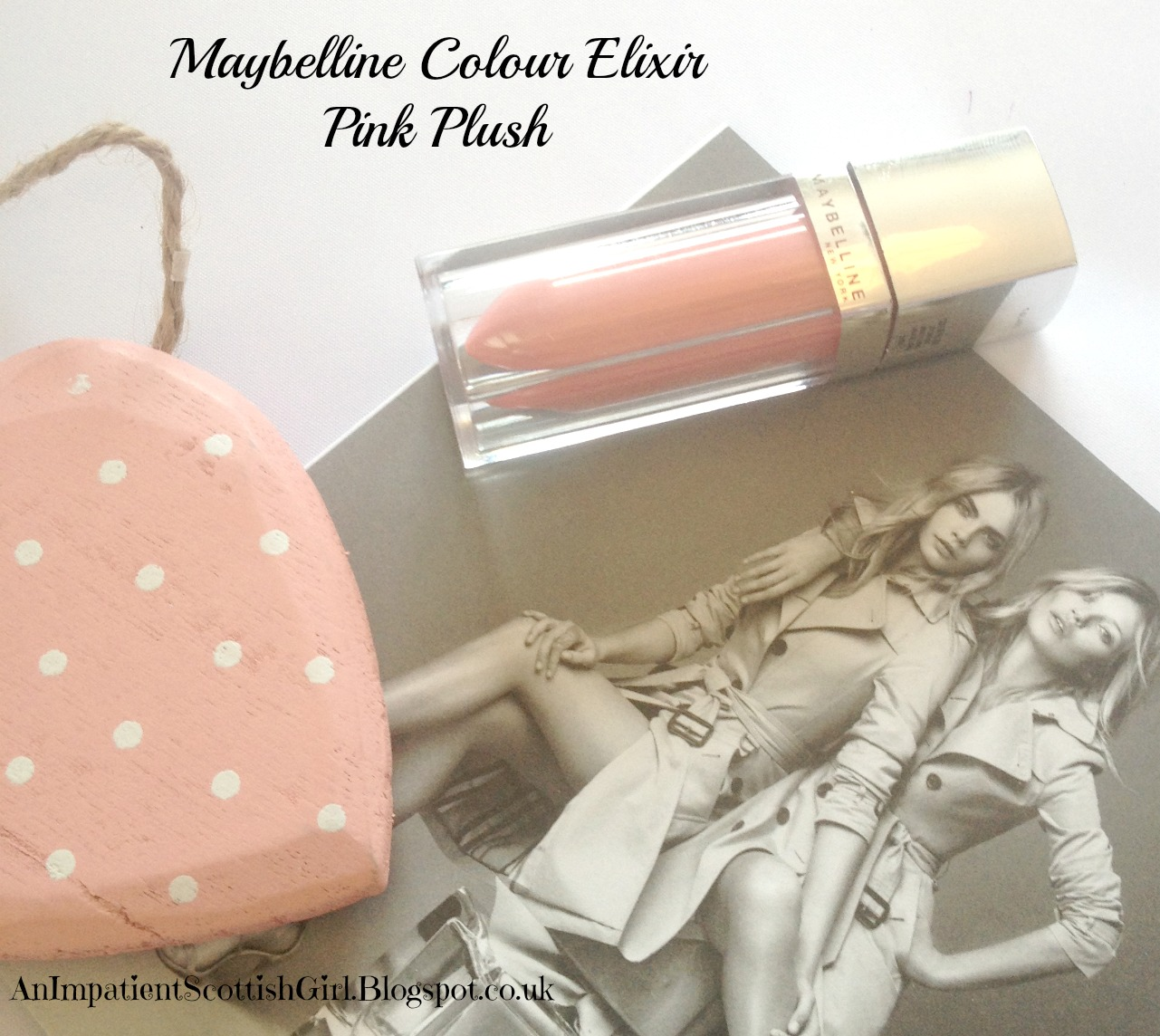 Maybelline Color Elixir Petal Plush