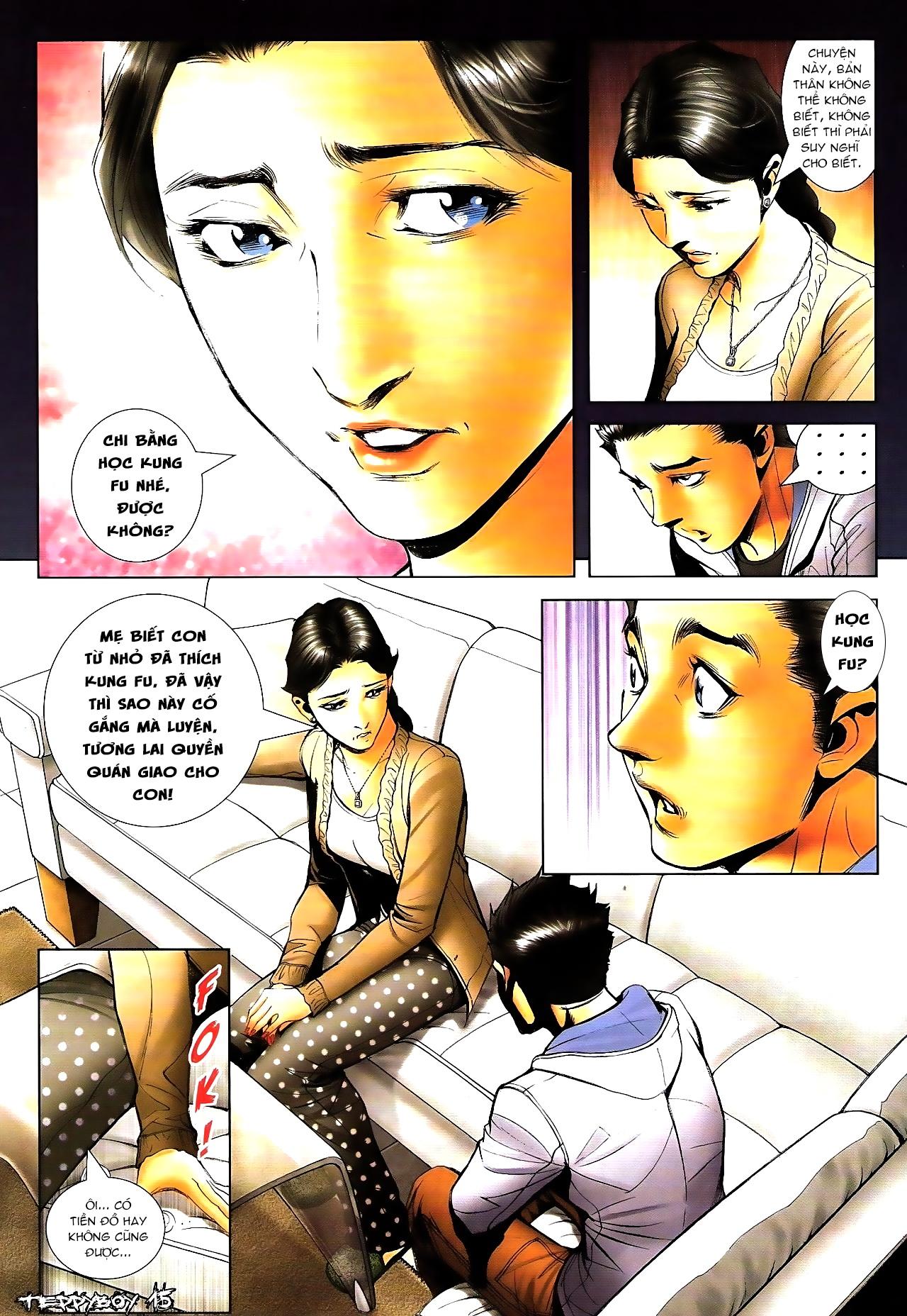Người Trong Giang Hồ - Chapter 1292: Thật thì không giả được - Pic 14