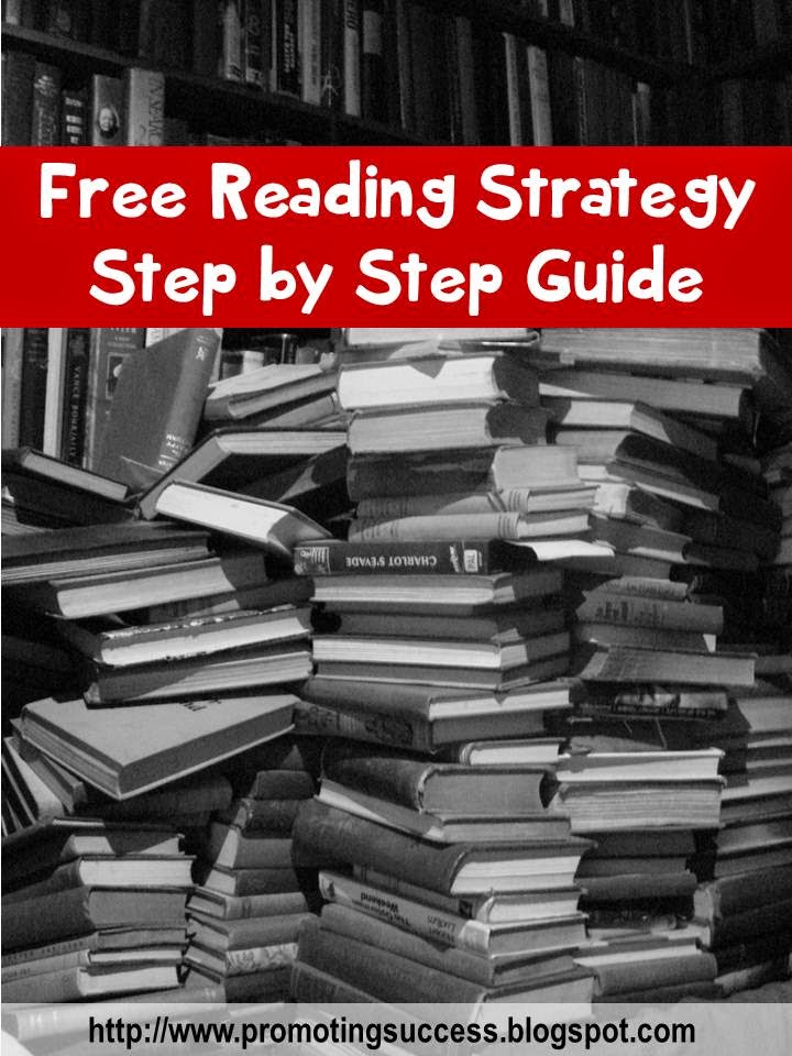 Reading Strategies Teachers Pay Teachers Promoting-Success
