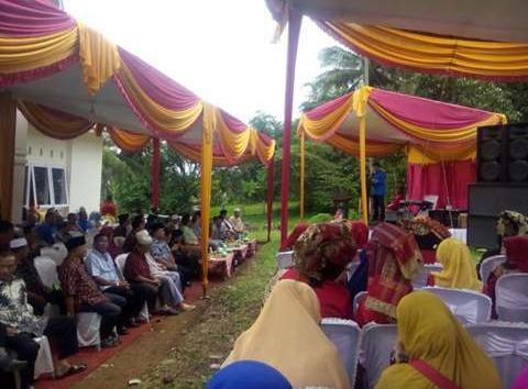 H Wan Kantor Kelurahan Baru Koto Kociak Kubu Tapak Rajo K3tr Adalah Impian Masyarakat Yang Jadi Kenyataan Nusantaranews