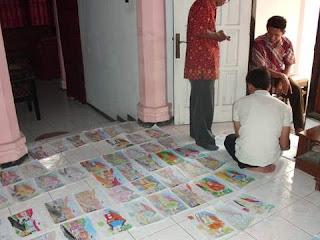 Penghujung di Bazar PNPM MPd Kec. Sindang tahun 2011