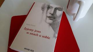 """Gdy życie staje się kłamstwem, czyli recenzja książki """"Żyjemy jeno w snach o sobie"""" Beaty Bużan."""