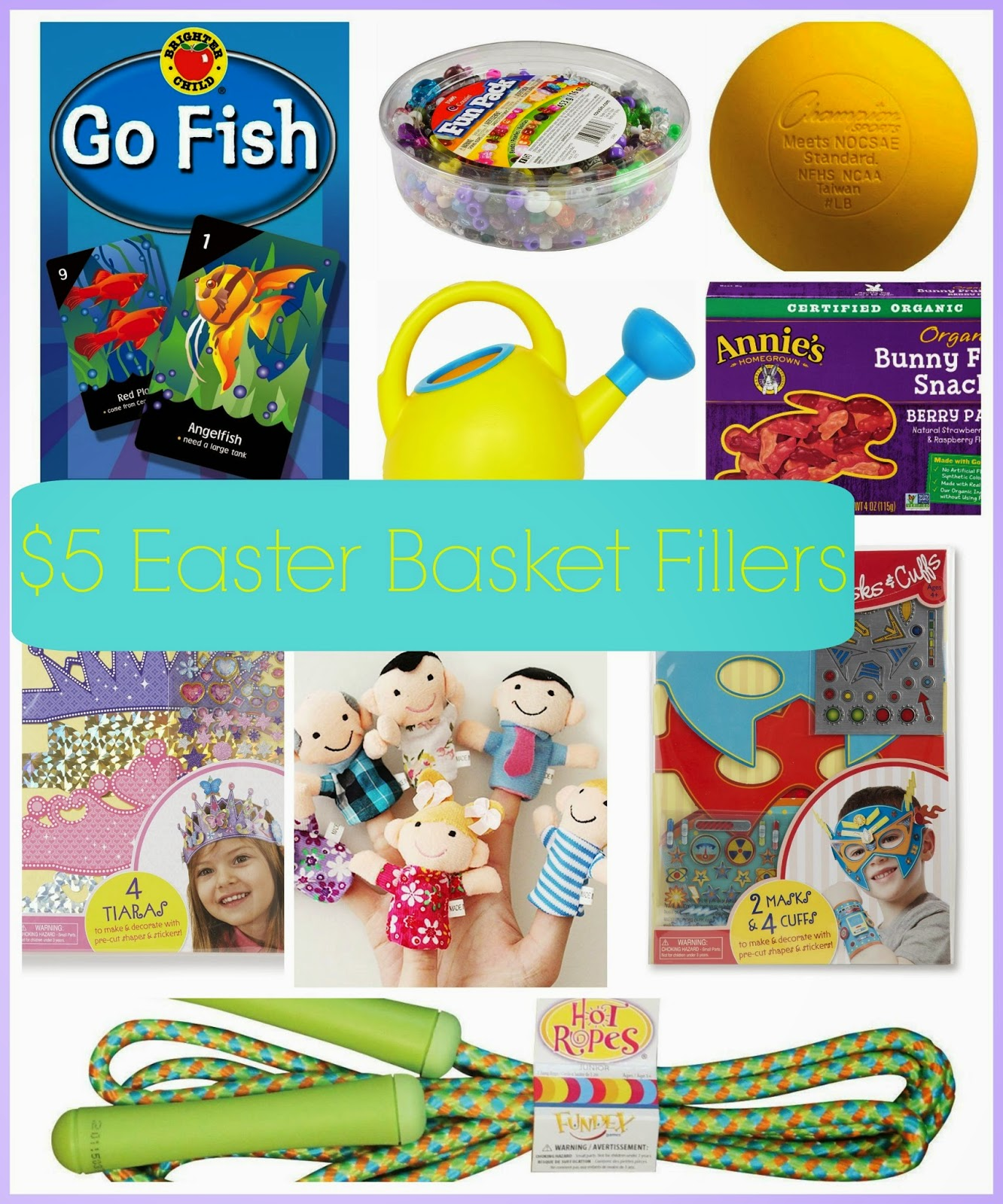 The Chirping Moms Over 100 Ideas For Filling An Easter Basket