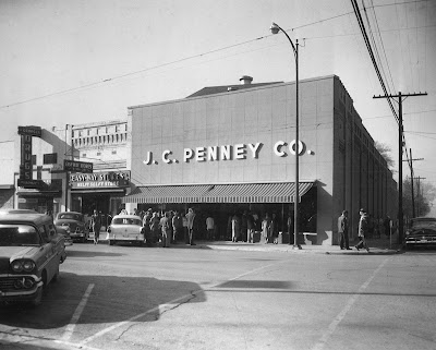 Pleasant Family Shopping J C Penney King Of The Soft Goods