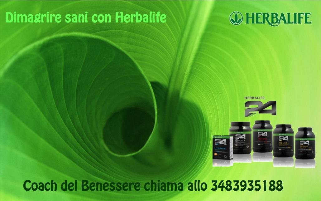 Dimagrire sani con Herbalife: Nutrizione interna