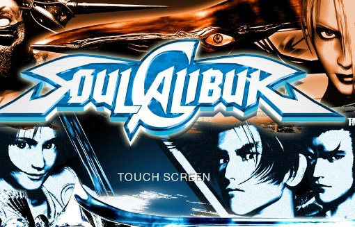 SoulCalibur Apk+Data Free on Android Game Download