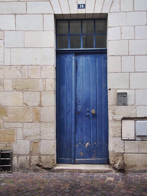 Les portes de Chinon
