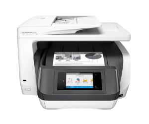 hp officejet pro 8730 mono printer