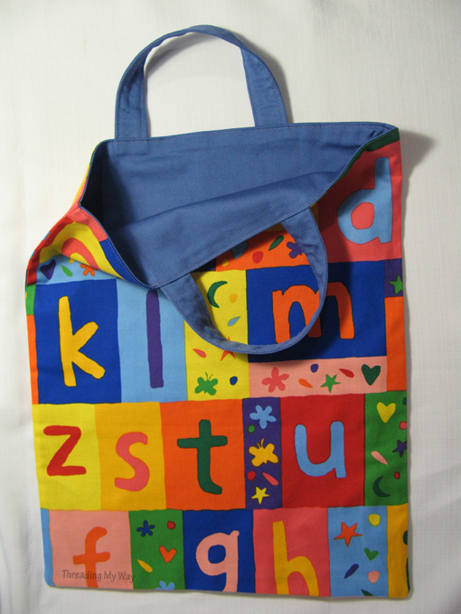As It Was The Beginning Of Year In Australian Schools At End Last Month I Showed You How To Make A Basic Library Bag Requirement For Most