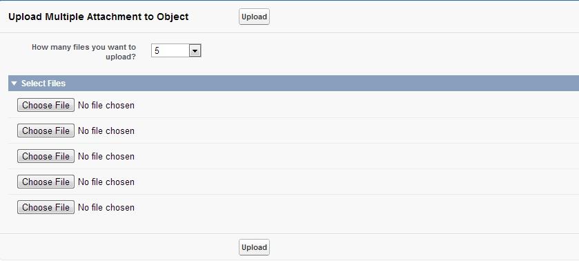 ForceGuru: Uploading Multiple Attachments into Salesforce
