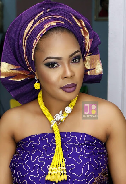 Photos of Nneke Somto the Face of CandyCity Nigeria 2016 looking good in Bridal Photos