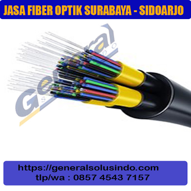 jasa instalasi fiber optic surabaya