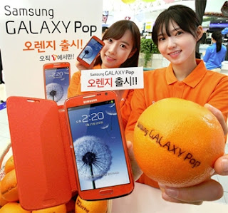 Galaxy Pop With Flip Cover Free
