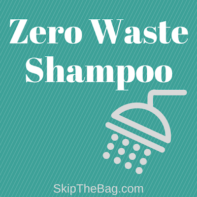 6 ways to get your hair clean and create less waste.