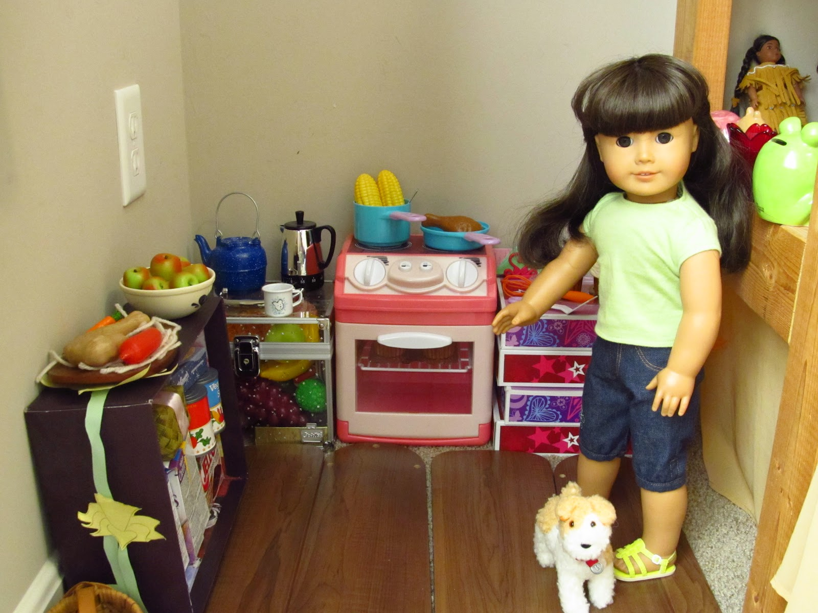 Love That Doll Updated Room Tour With Samantha