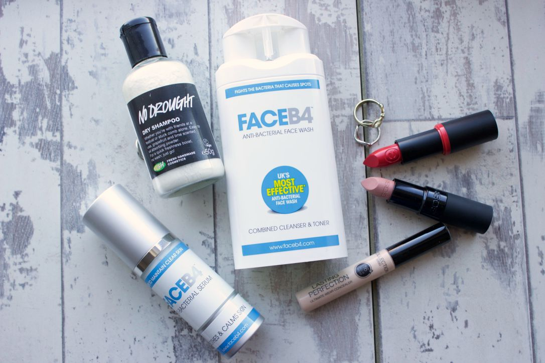 University beauty essentials