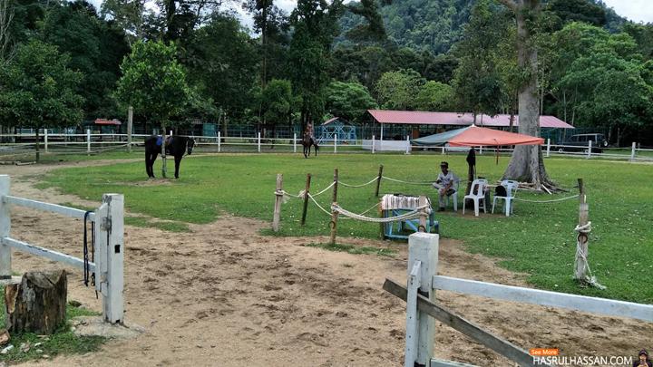Tunggang Kuda Disiniland Agrofarm and Resort, Batu Kurau