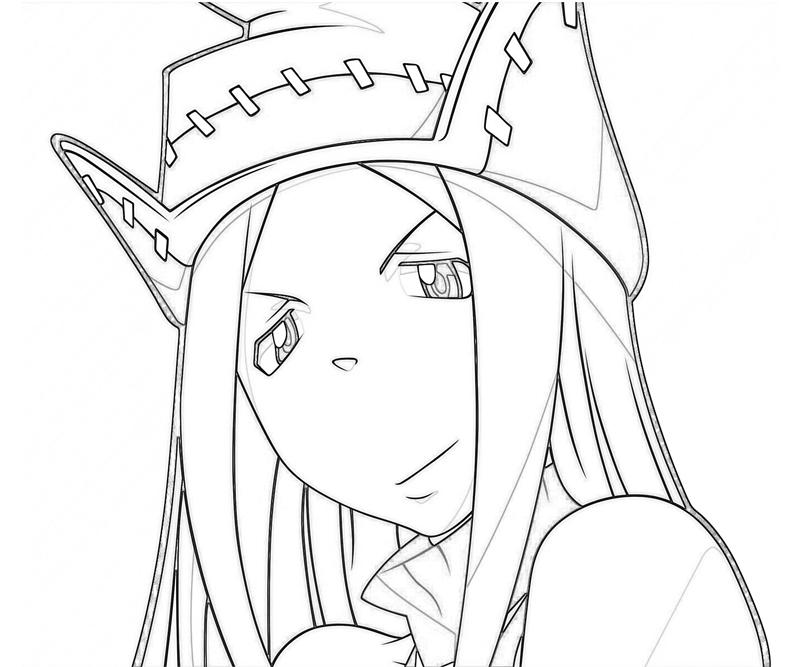 Anime character coloring pages soul eater ~ Soul Eater Liz Character   Tubing