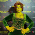 Heidi Klum Halloween costume wins Halloween once again Princess Fiona from Shrek for Halloween