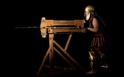 Η Πολεμική Τεχνολογία των αρχαίων Ελλήνων